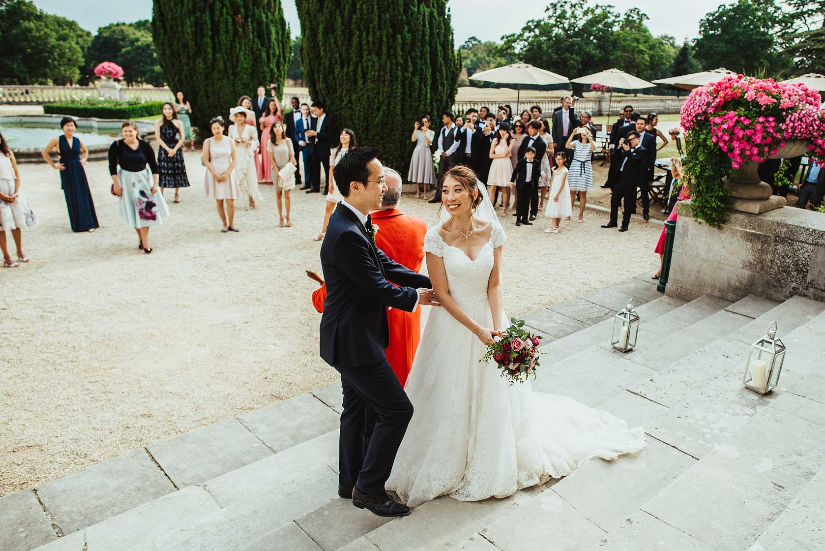 Outdoor Ceremony Wedding Photographer