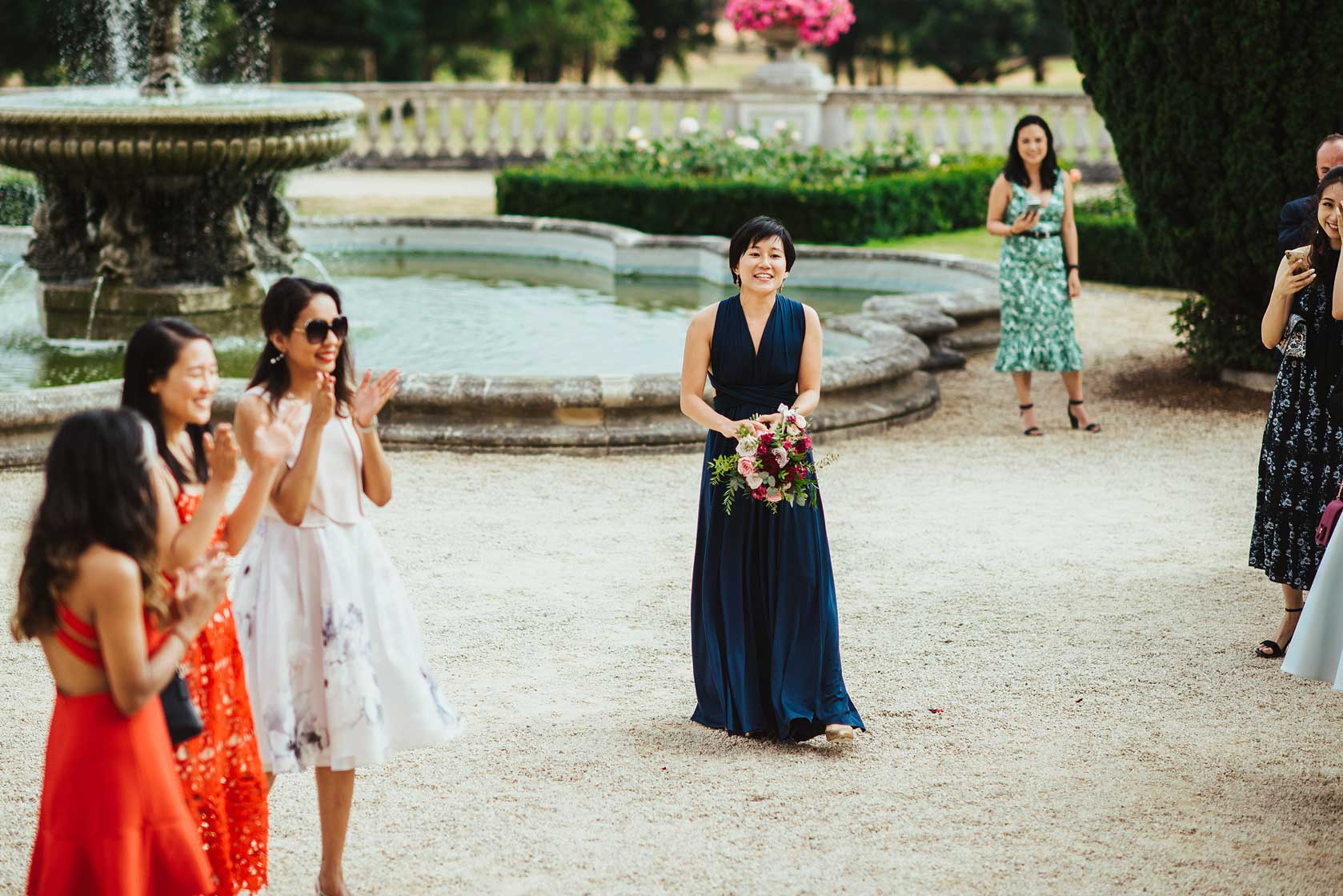 Outdoor Ceremony Wedding Photography
