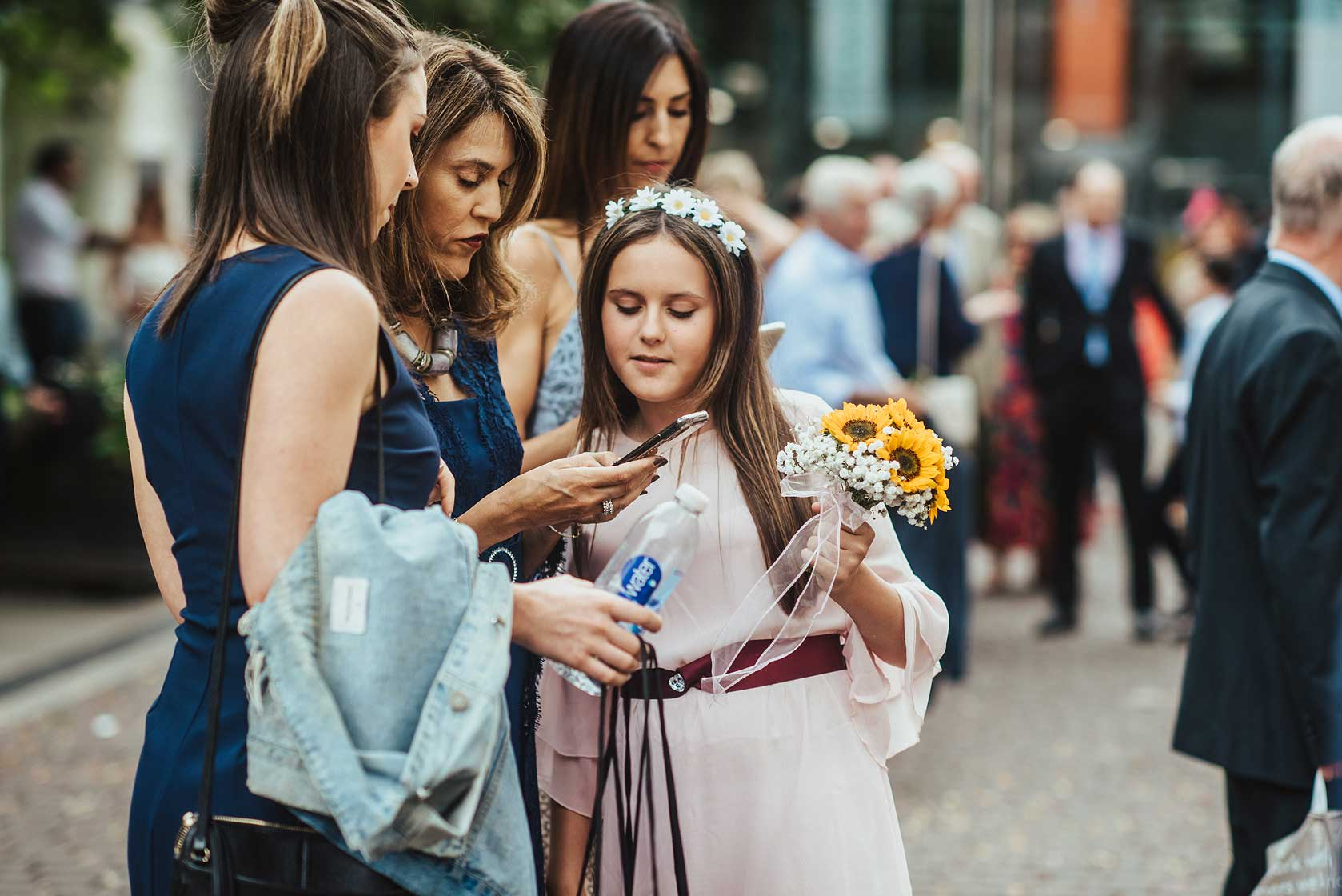 Wedding Photographer at Hackney Town Hall