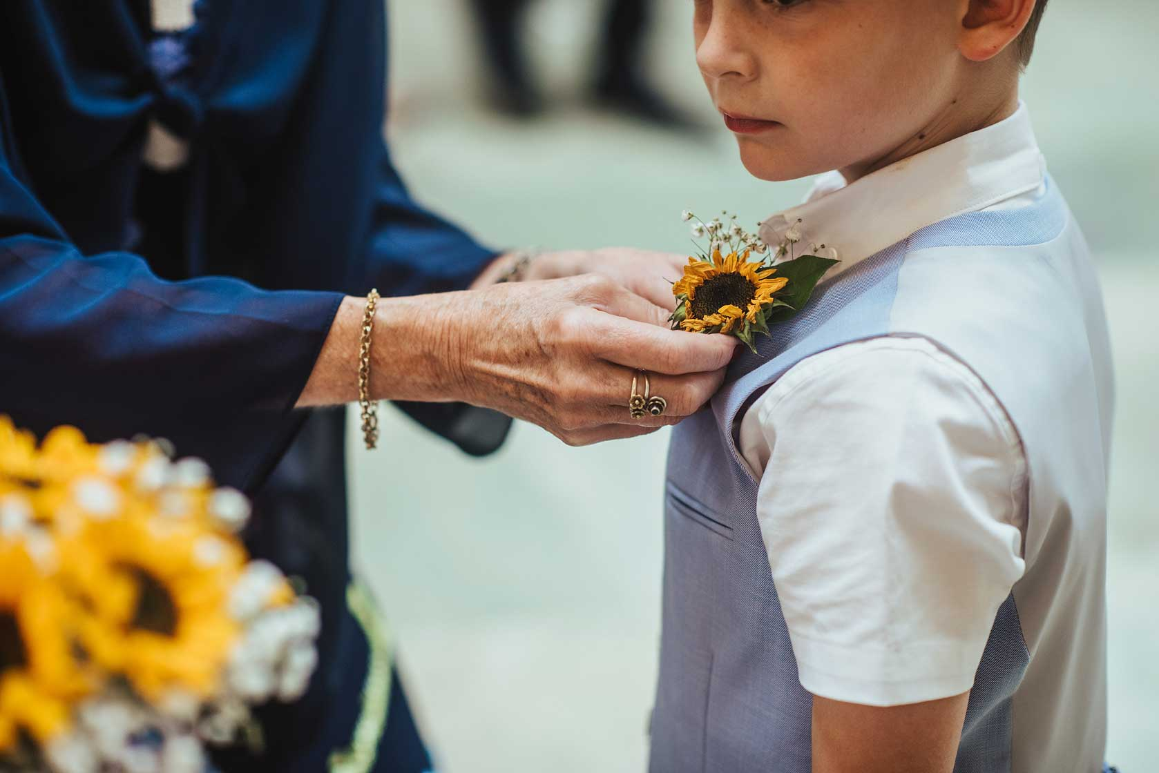 Reportage Wedding Photography at Hackney Town Hall