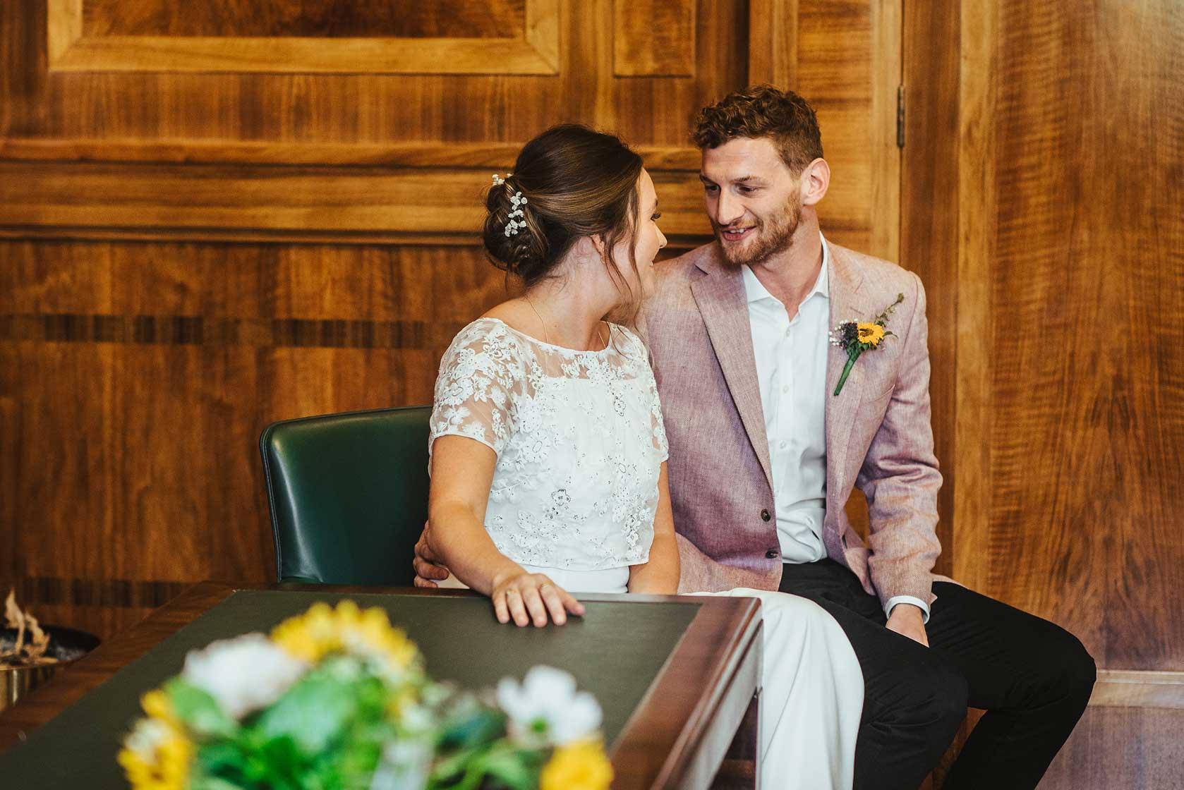 Register Office Wedding Photographer