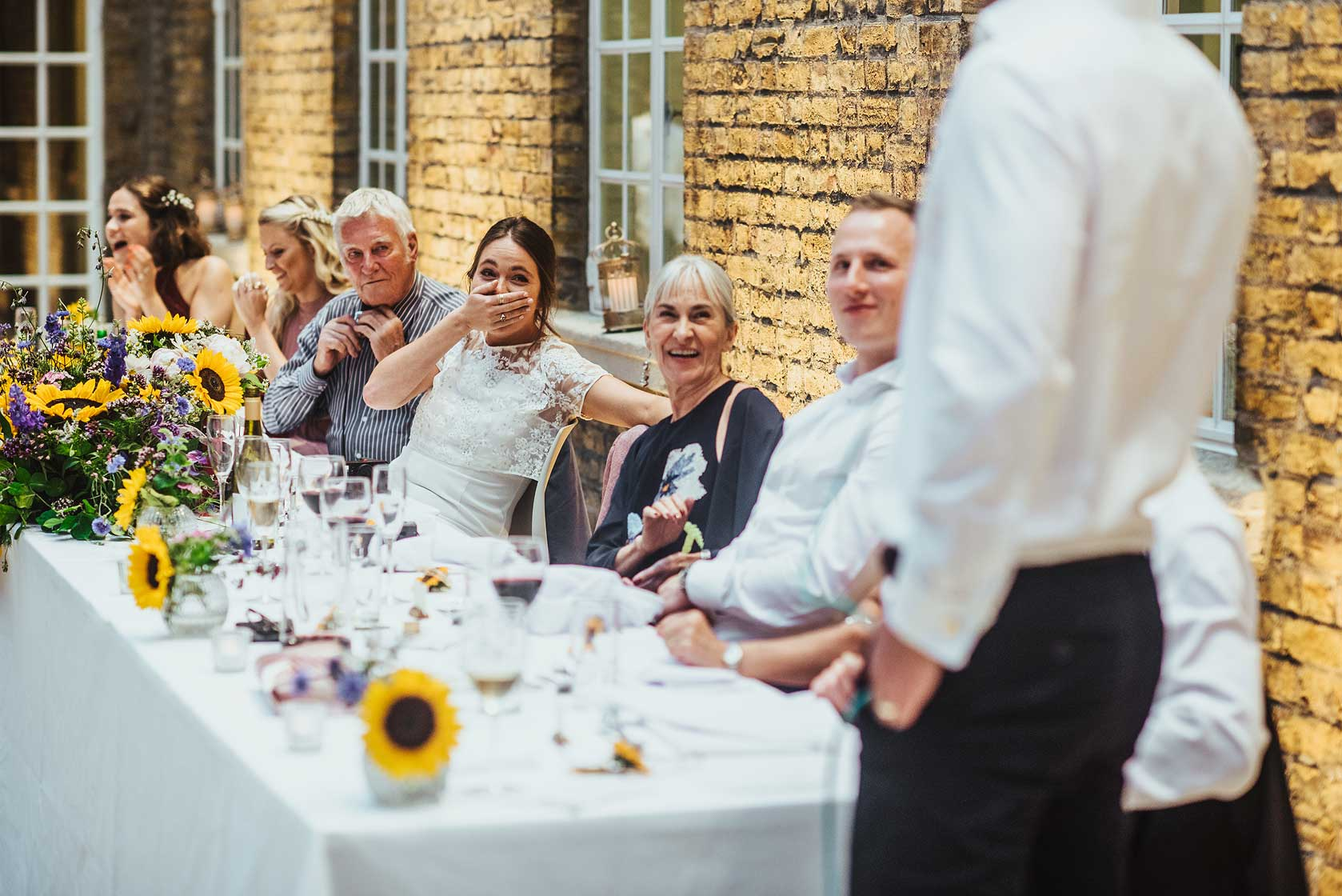 Wedding Photography at Hackney Town Hall