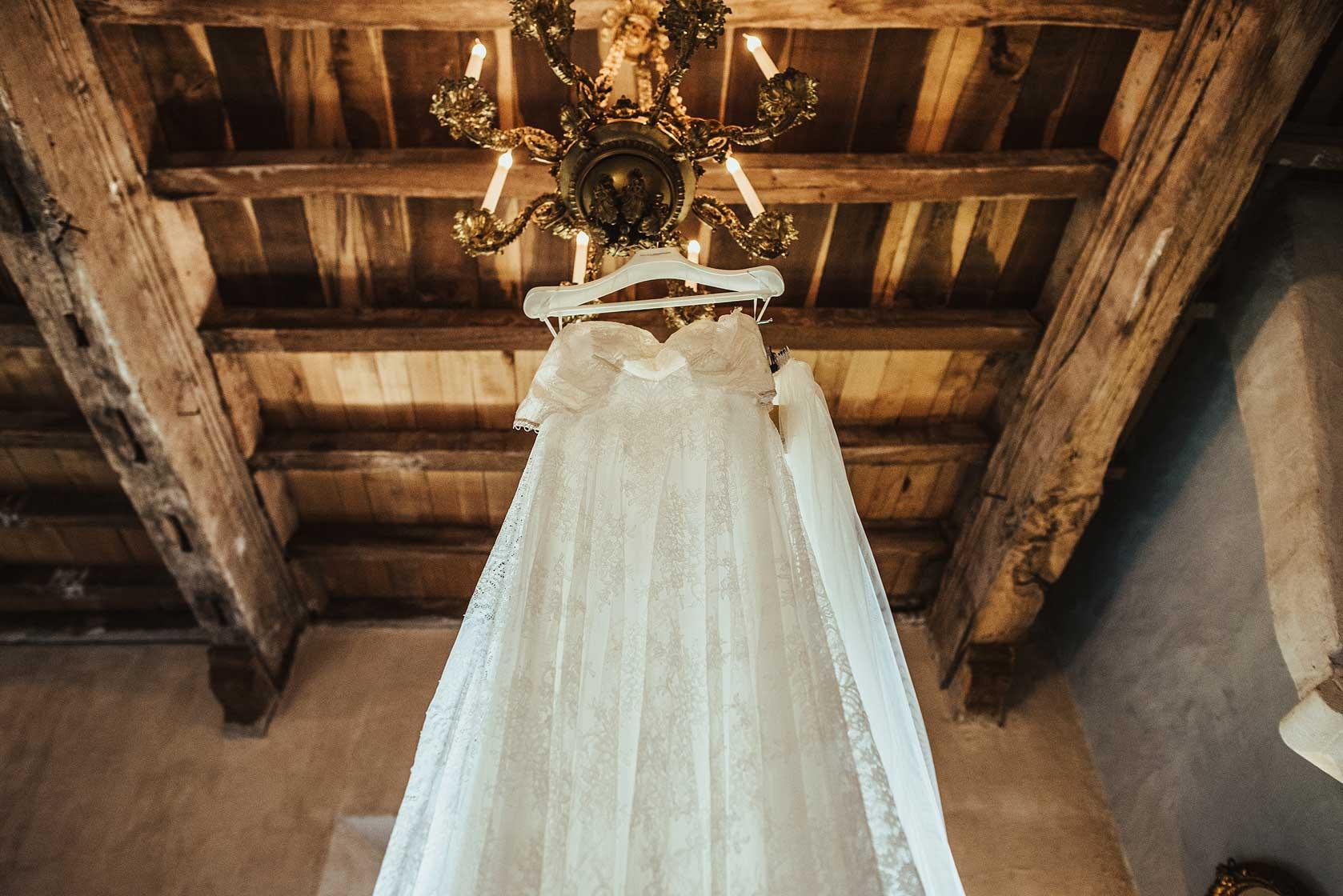 Château de Brametourte Wedding