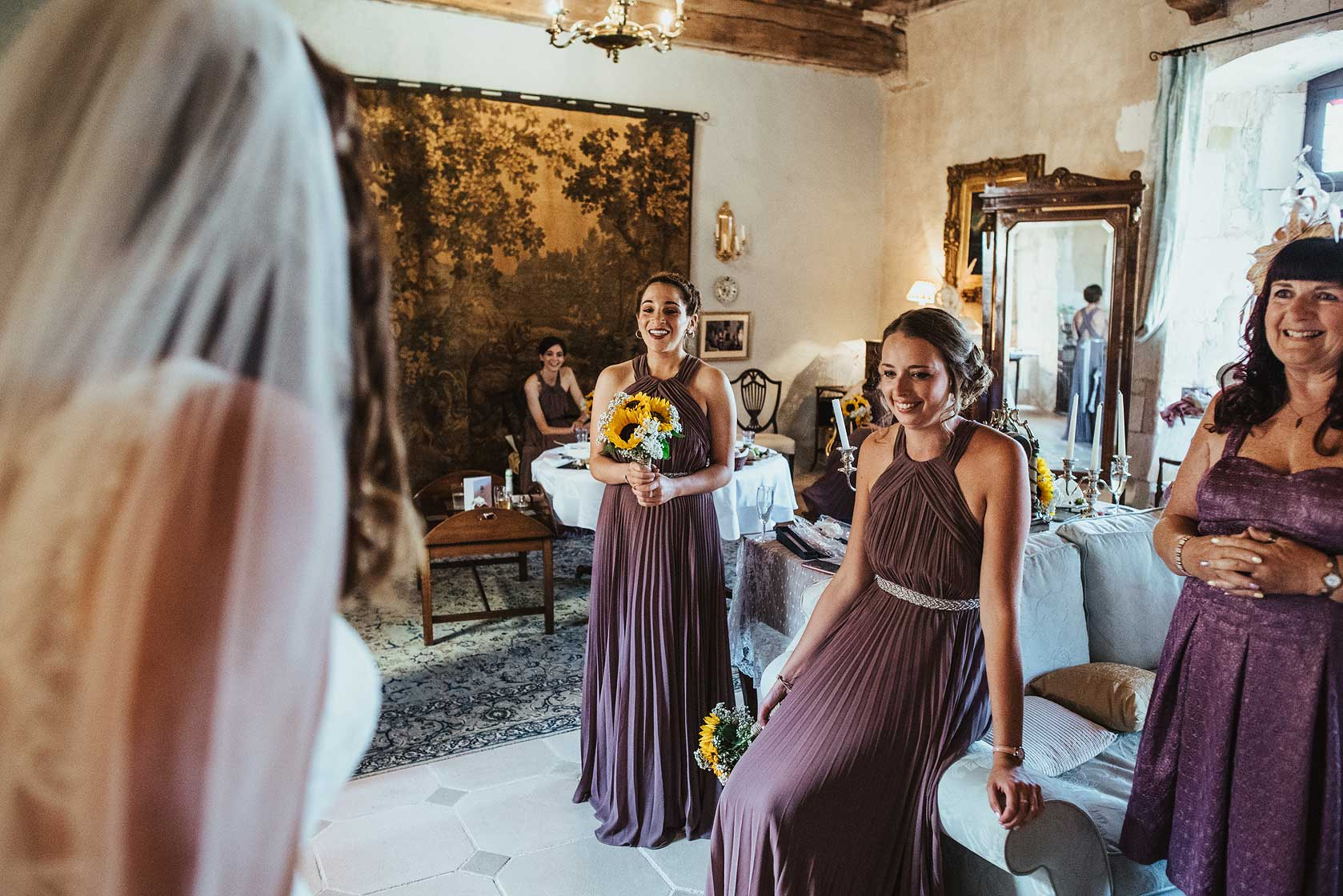Reportage Wedding Photography in Languedoc