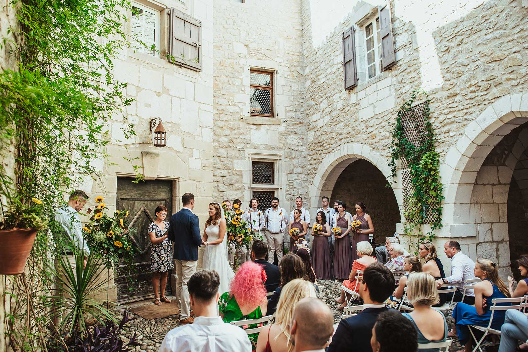 Wedding Photojournalism in France