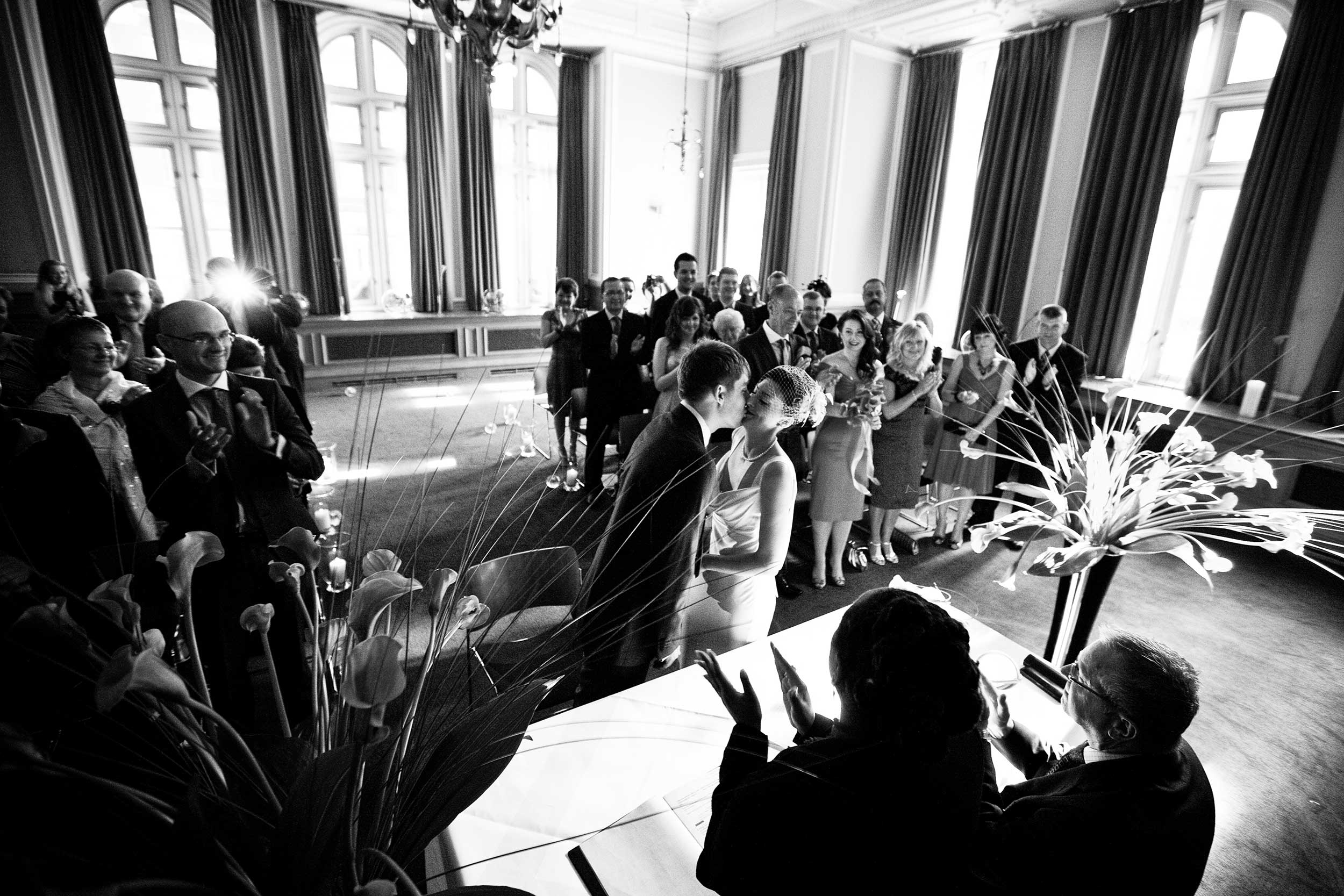 Andaz Hotel Wedding Photography
