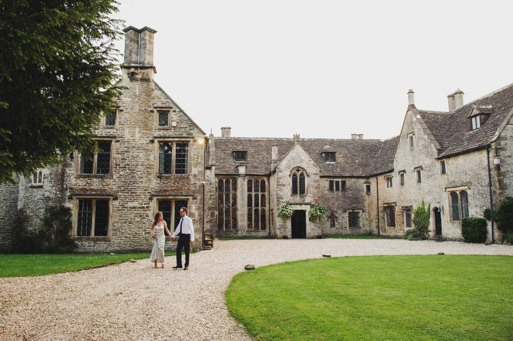 Chavenage House wedding venue in Gloucestershire