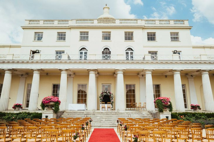 Stoke Park Wedding Photography