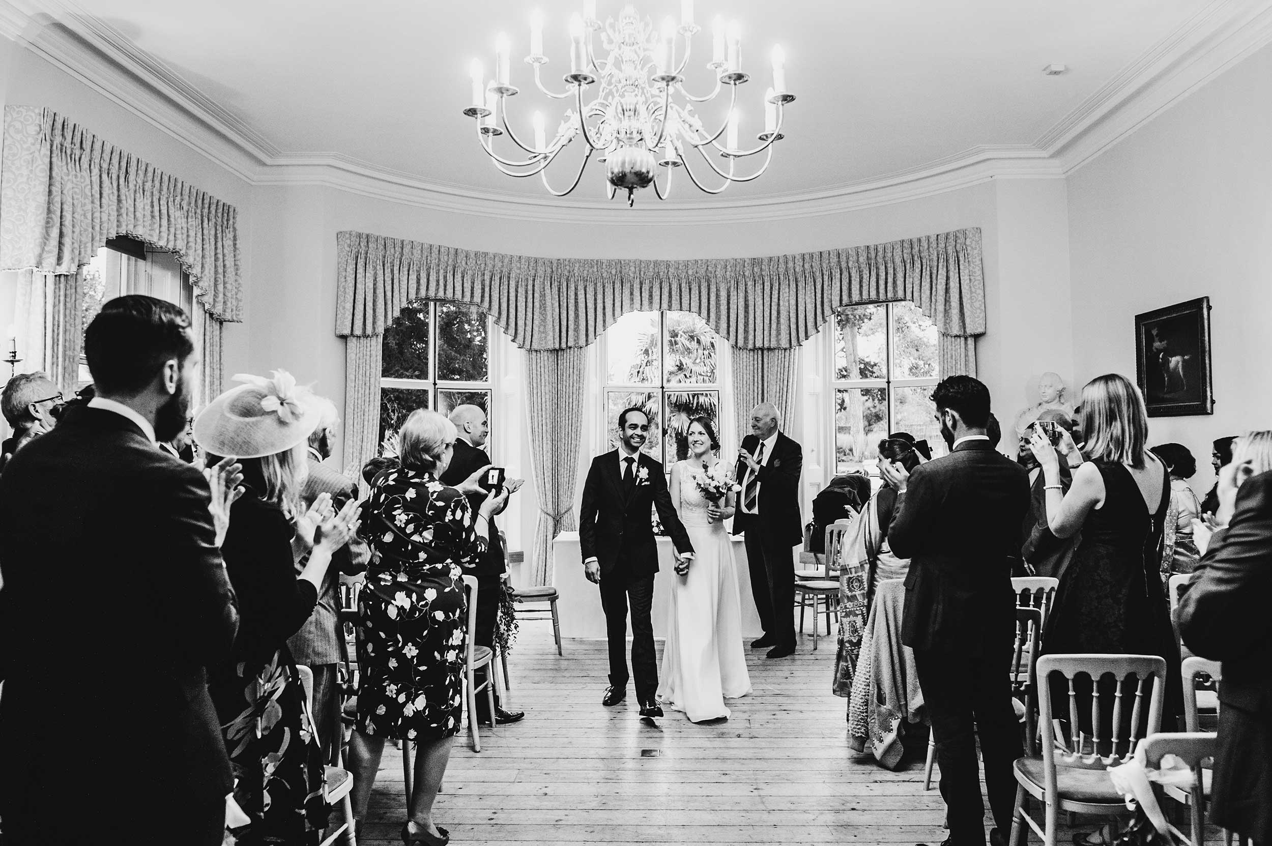 Cambridge Cottage Wedding Photography