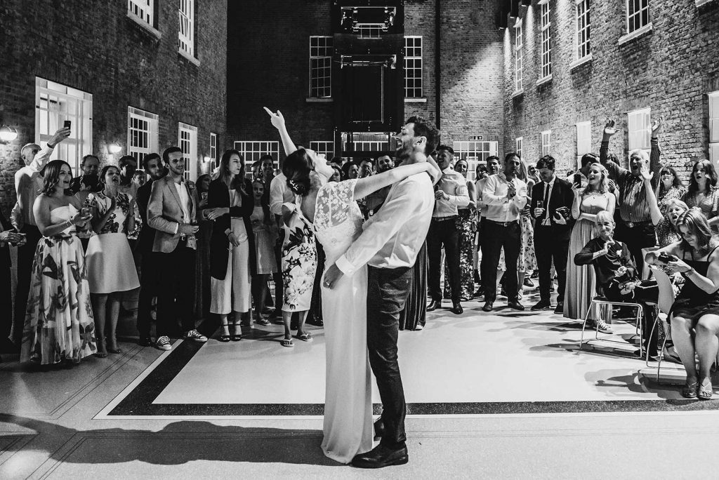 Hackney Town Hall Wedding Photography