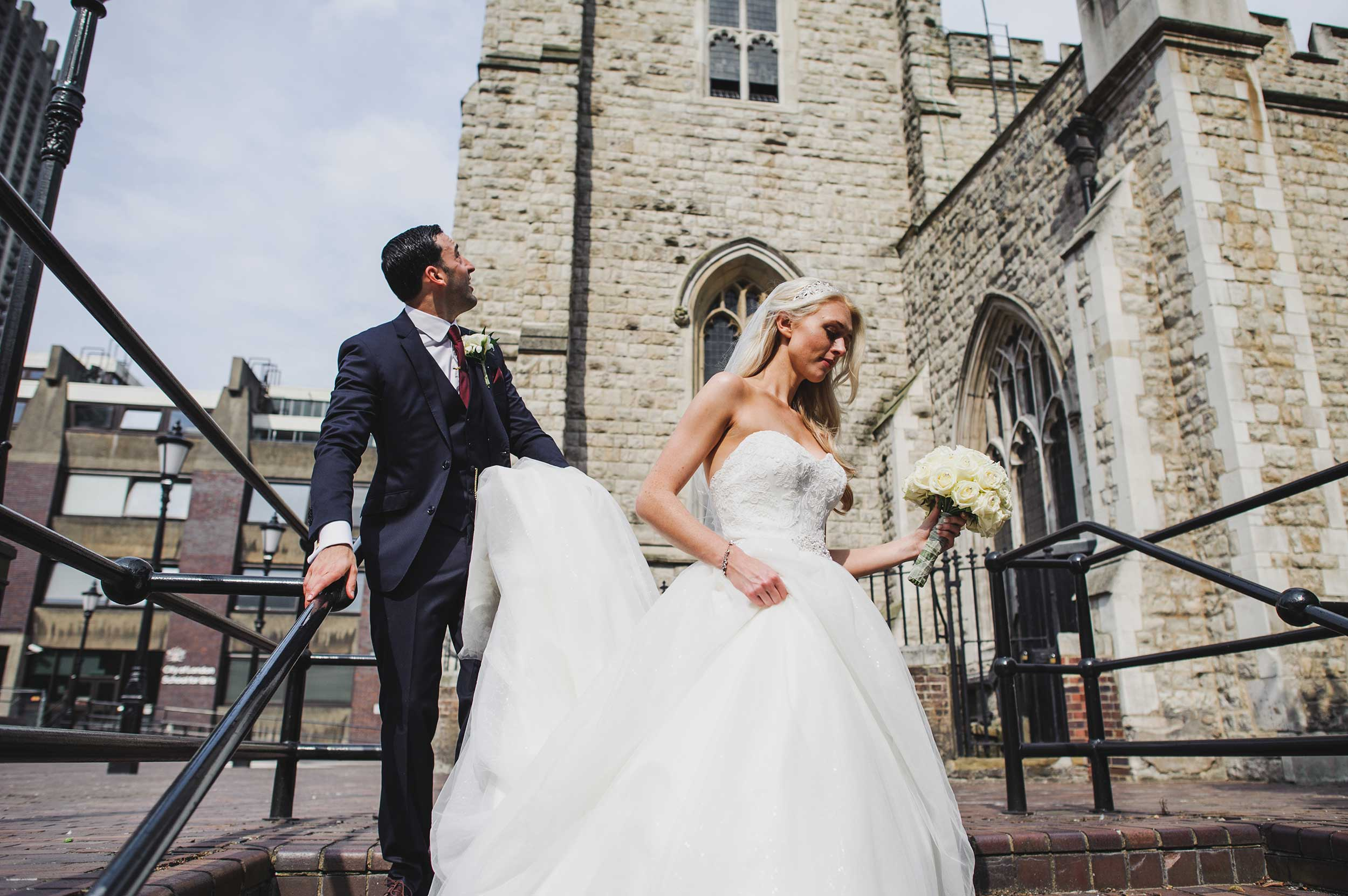 The Brewery Wedding Photography