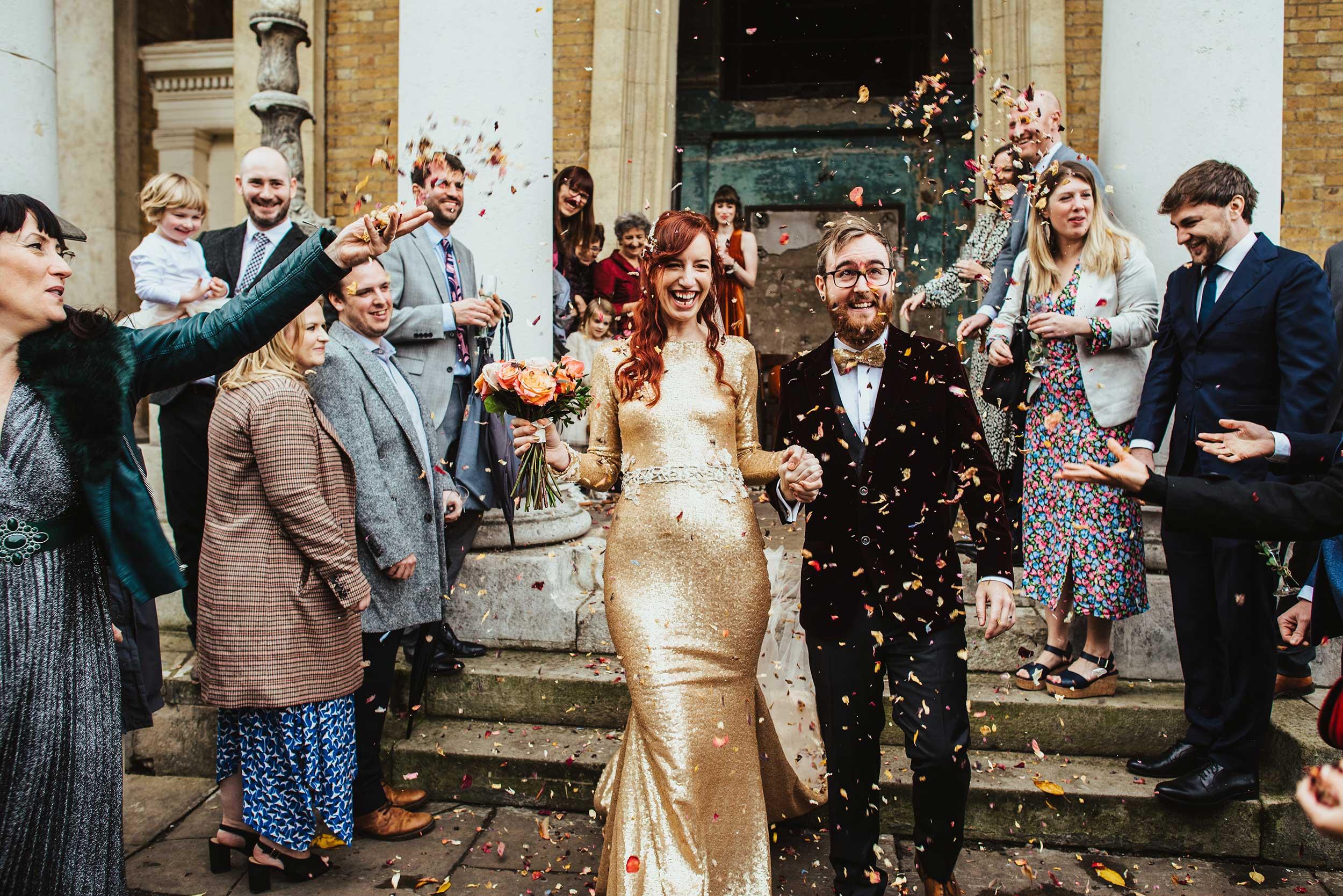 East Dulwich Tavern Wedding Photography